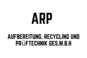 ARP Aufbereitung, Recycling und Prüftechnik Ges.m.b.H